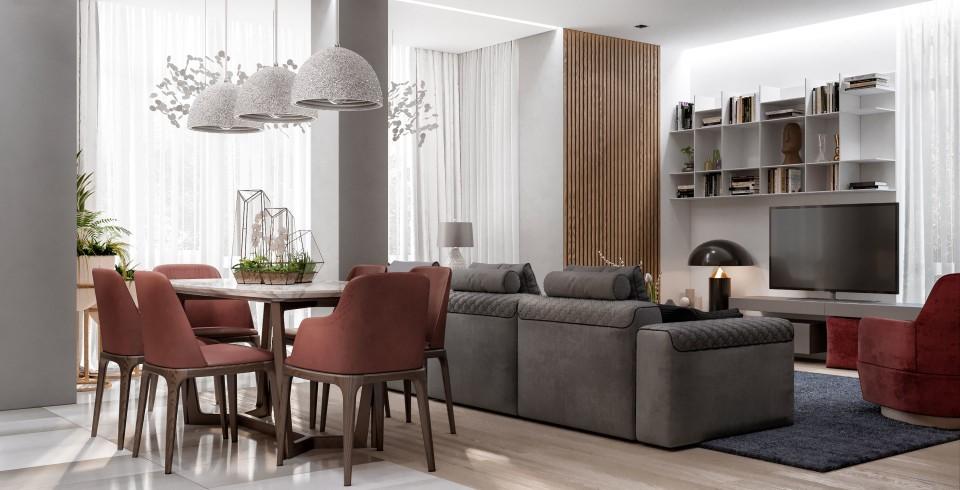 дизайн, проект, интерьер, квартира, ремонт, гостиная, кухня, современный, стильный, квартира для молодой девушки, молодежный интерьер, деревянный, светлый