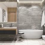 дизайн, проект, интерьер, ванная, санузел, современный, дизайн интерьера, перспектива