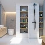 дизайн, проект, интерьер, квартира, ремонт, ванная, ванна, ванная комната, современный, стильный